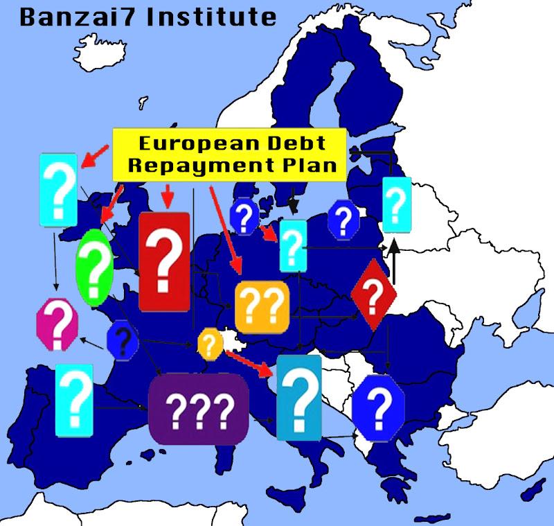 le plan de sauvetage de l'europe serait t'il un 2eme plan PLAN