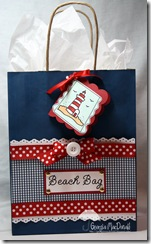 beach bag