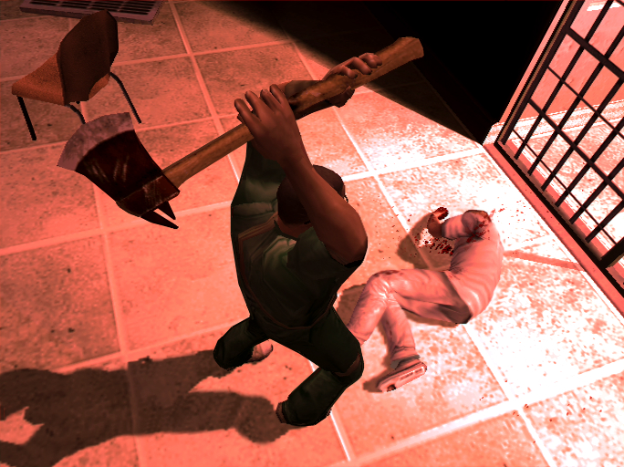 Banned Manhunt 2 leaked online