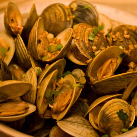 Smoked Clams With Tequila Sauce Recipes — Dishmaps
