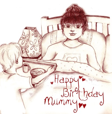 happy birthday mummy copy