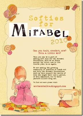 Softies for Mirabel Poster
