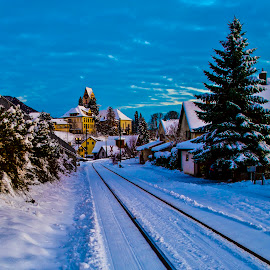 back Home Switzerland / Hinwil by Tony Badwy - Landscapes Travel