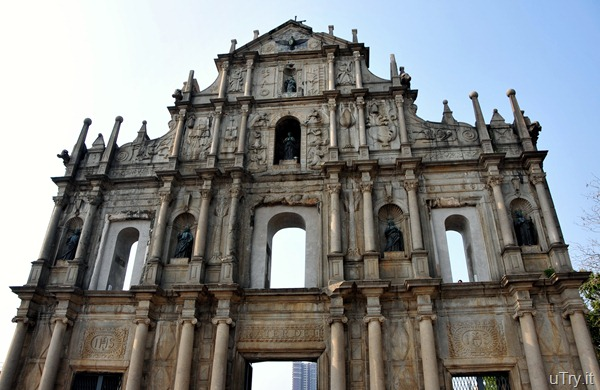 Ruins Of St. Paul's