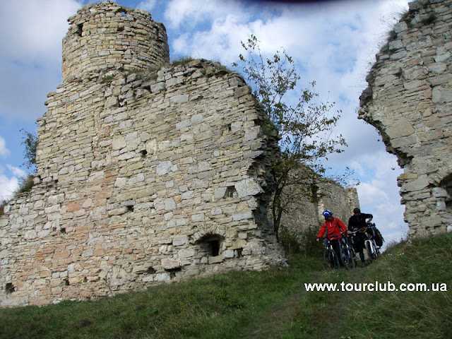 фортеця в Чорнокозинцях
