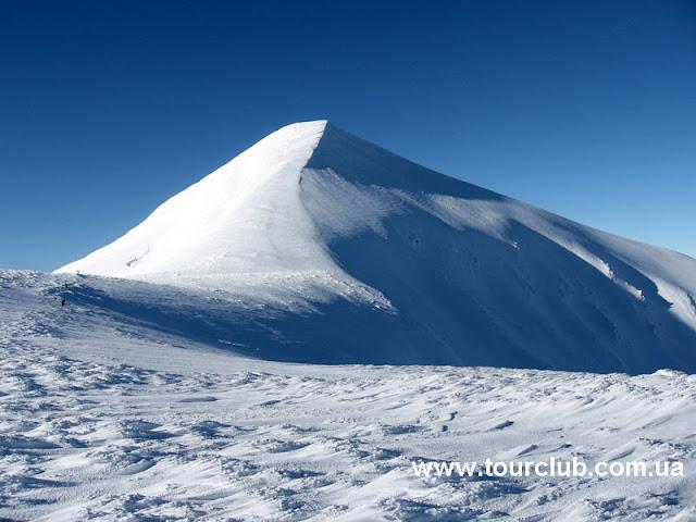 карпати лижі похід турклуб