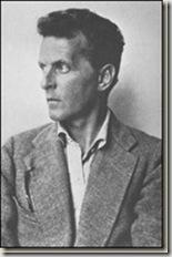 O filósofo Ludwig Wittgenstein