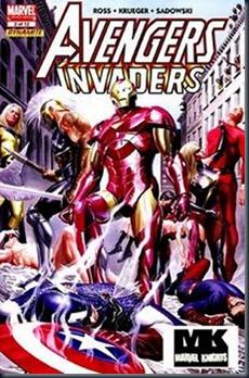 Avengers Invanders- 001