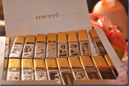 The 365 Project - Photography: Merci Milk Chocolate: I Heart!