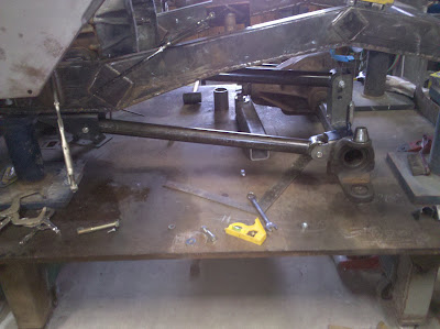 FJ40 Upper Lower 3-link