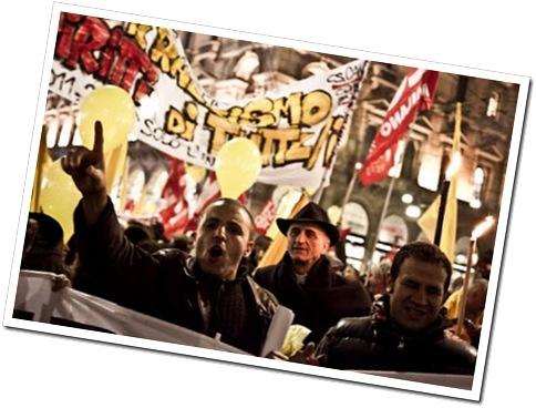 Milano in giallo (3)