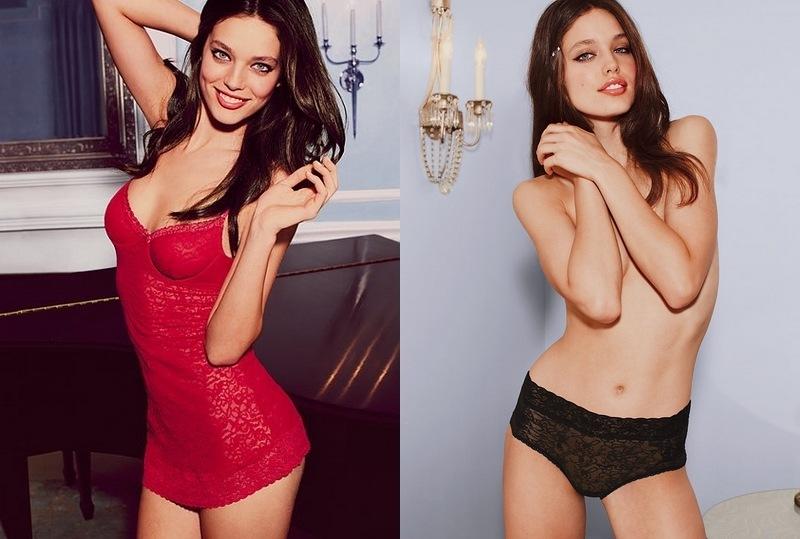 Emily Didonato Victoria's Secret
