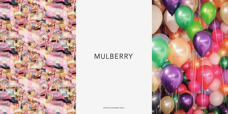 Mulberry lookbook