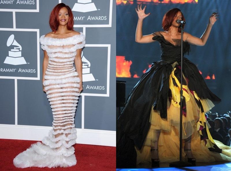 Grammy02-Rihanna