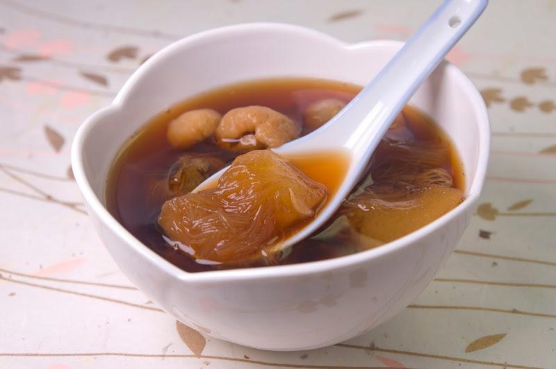 Spaghetti Squash Luo Han Guo Herbal Tea