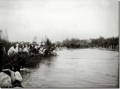 Jordan River, Ceremony of Epiphany, mat06788