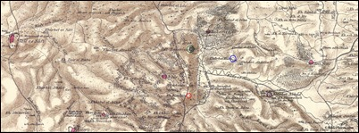 Elah Valley, SWP Sheet_16-17_marked