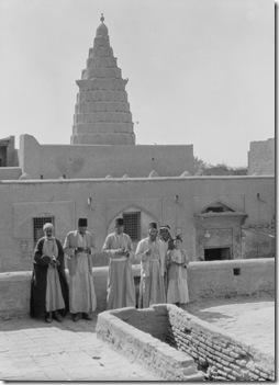 Ezekiel's Tomb, Kifel, Iraq, mat13265