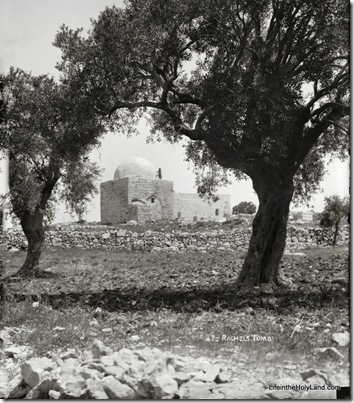 Bethlehem, Rachel&#39;s Tomb, mat09188
