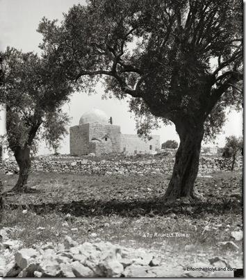 Bethlehem, Rachel's Tomb, mat09188