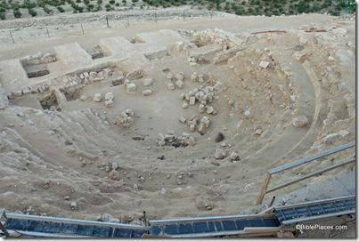 Herodium theater, tb010210567