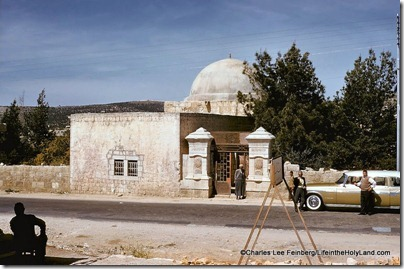 Bethlehem Rachel's Tomb, cf12-26