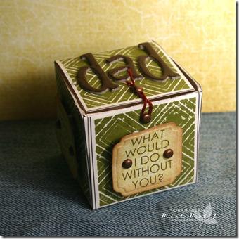 Mint Motif box