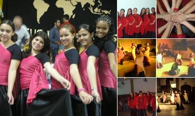 Exibir Ministério de Dança