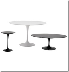 saarinen tables