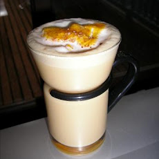 Banana Nut Toffee Latte
