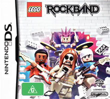 LEGO Rock Band (E)
