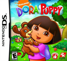 Dora The Explorer: Dora Puppy (E)