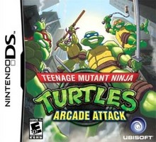 Teenage Mutant Ninja Turtles: Arcade Attack (E)