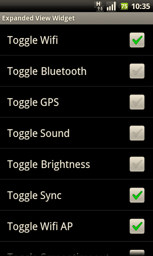 widget opts 1