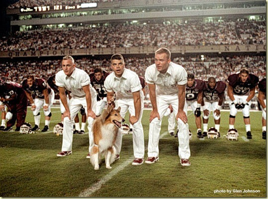 aggie yell leaders humpit