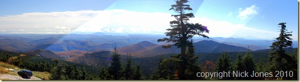 Killington Pano