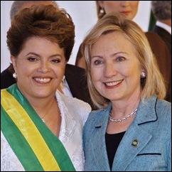 CORREX-BRAZIL-ROUSSEFF-INAUGURATION-CLINTON