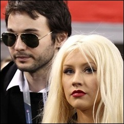 Christina Aguilera e Matthew Rutler