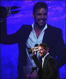 Ricky Martin premio gay