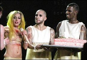 Lady Gaga Aniversario