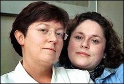 primeiro casamento lesbico