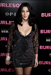 Cher Burlesque 2
