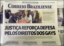 correio braziliense beijo gay