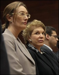 Maria do Rosario e Marta Suplicy no STF