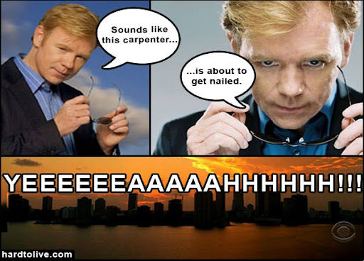 sacrilegious david caruso joke about jesus