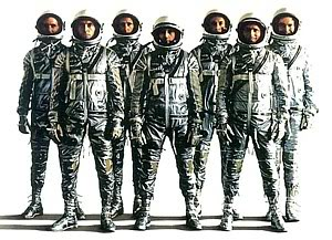 the right stuff astronauts