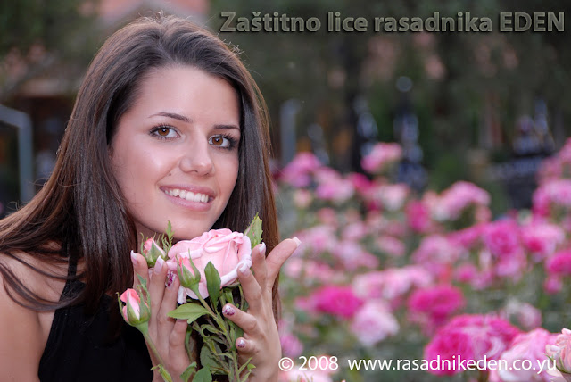 Zatitno lice rasadnika EDEN