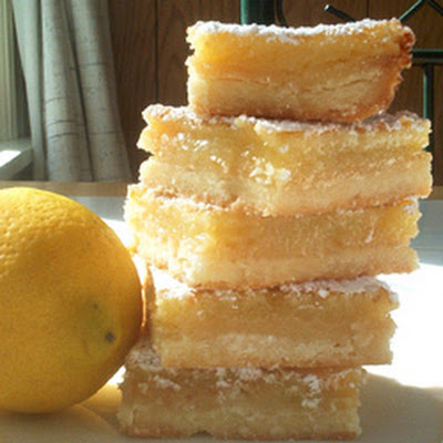 Lemon Square Bars
