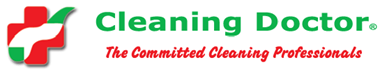 The Cleaning Doctor logo