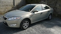 Our Hire car - Ford Mondeo - replacing the BMW